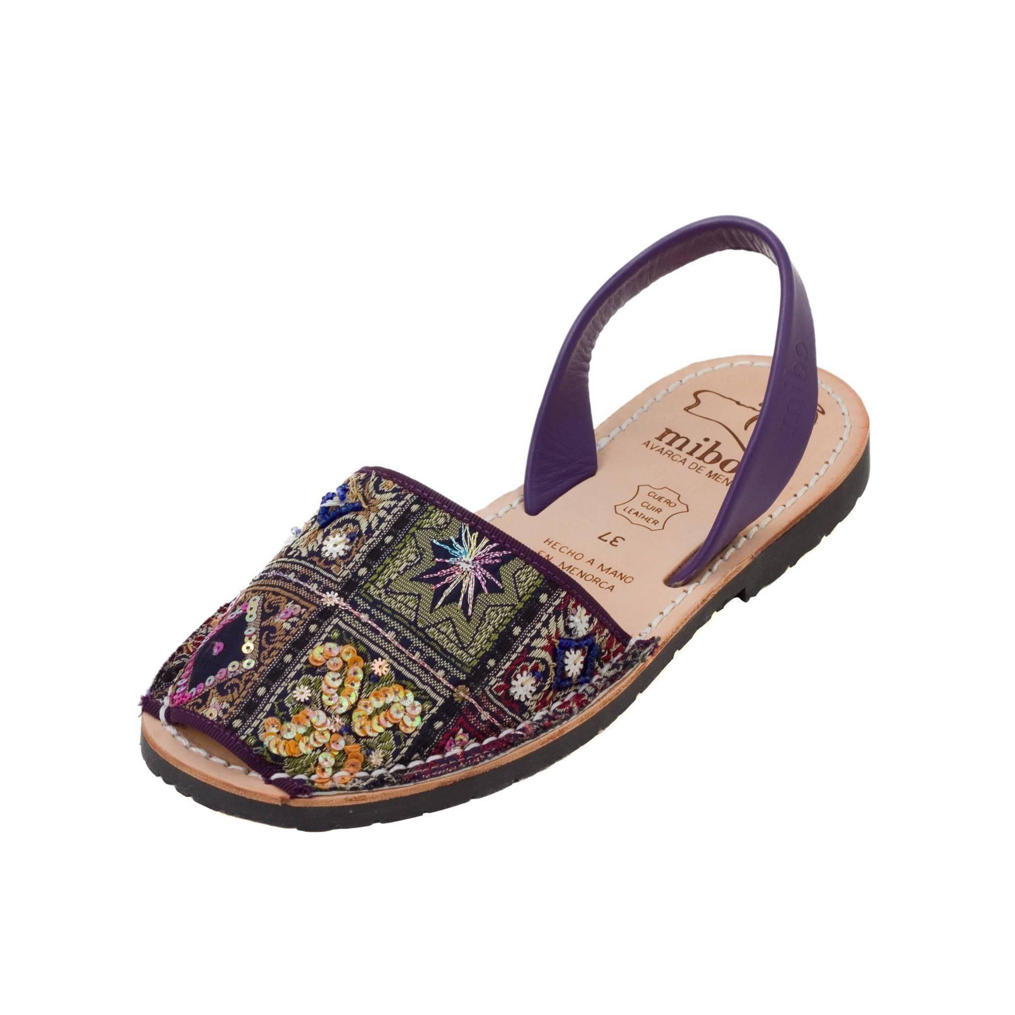0febd1394 Basic India of Menorquin Sandals Mibo (Menorca)