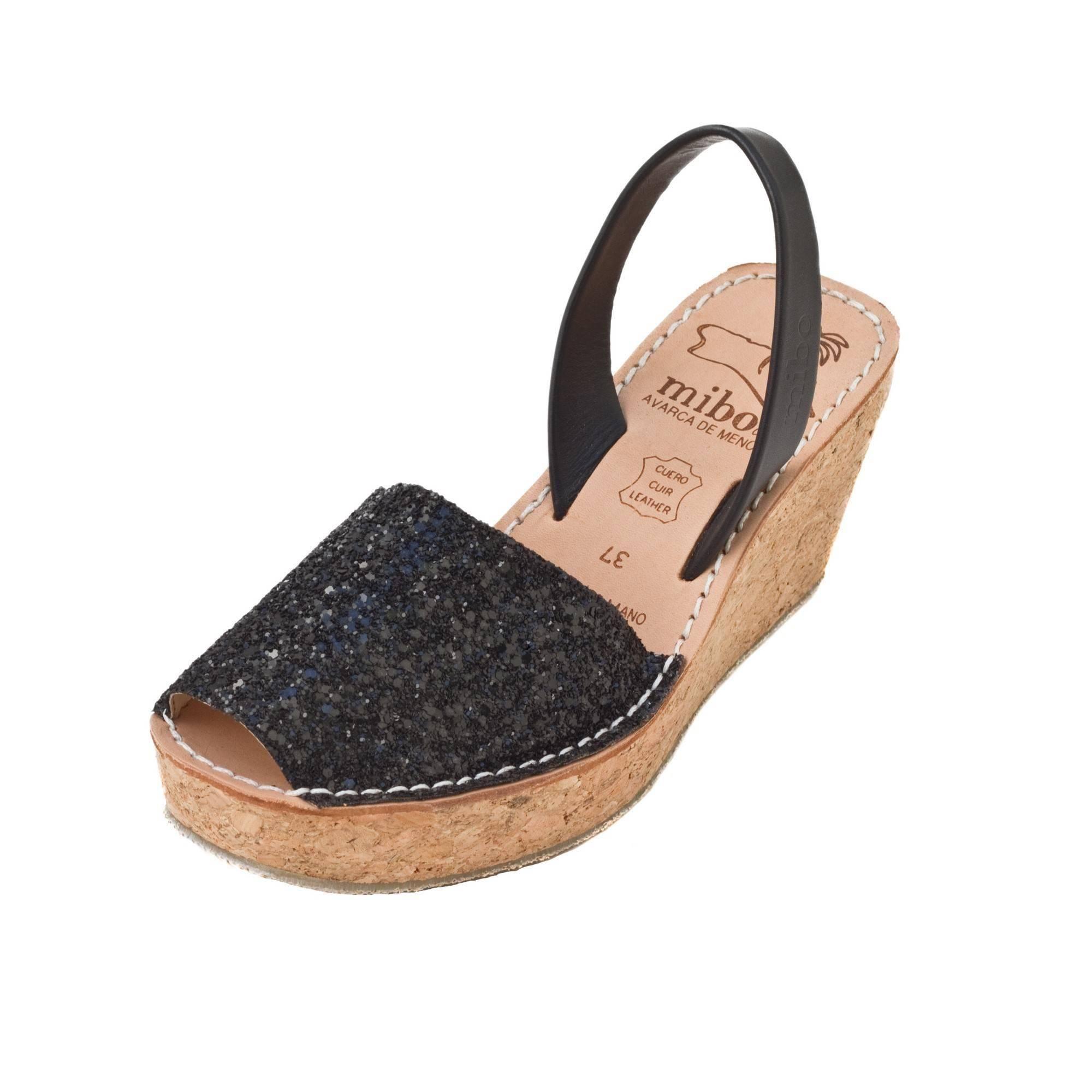 5fef75a1fcd Cork Escarcha of Menorquin Sandals Mibo (Menorca)